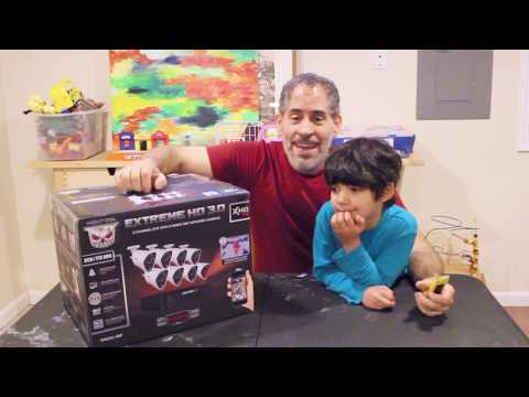 Night Owl - 3MP HD Wired Infrared Cameras & DVR Home Security System THD301-88P ~ UNBOXING