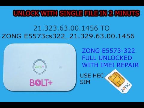 Download How To Free Unlock Huawei Zong 4g Wingle E8372h 153