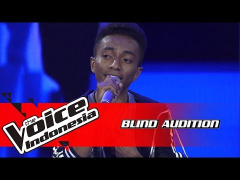 Kalvin - Cukup Tahu  | Blind Auditions | The Voice Indonesia GTV 2018