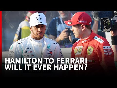 Mercedes' talks with Hamilton about Ferrari explained