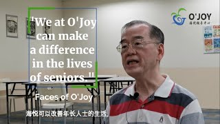 We at O'Joy can make a difference in the lives of seniors | Faces of O'Joy
