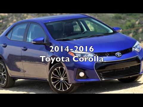 Fuse Box Location And Diagrams Toyota Corolla Auris 2013 2018 Youtube