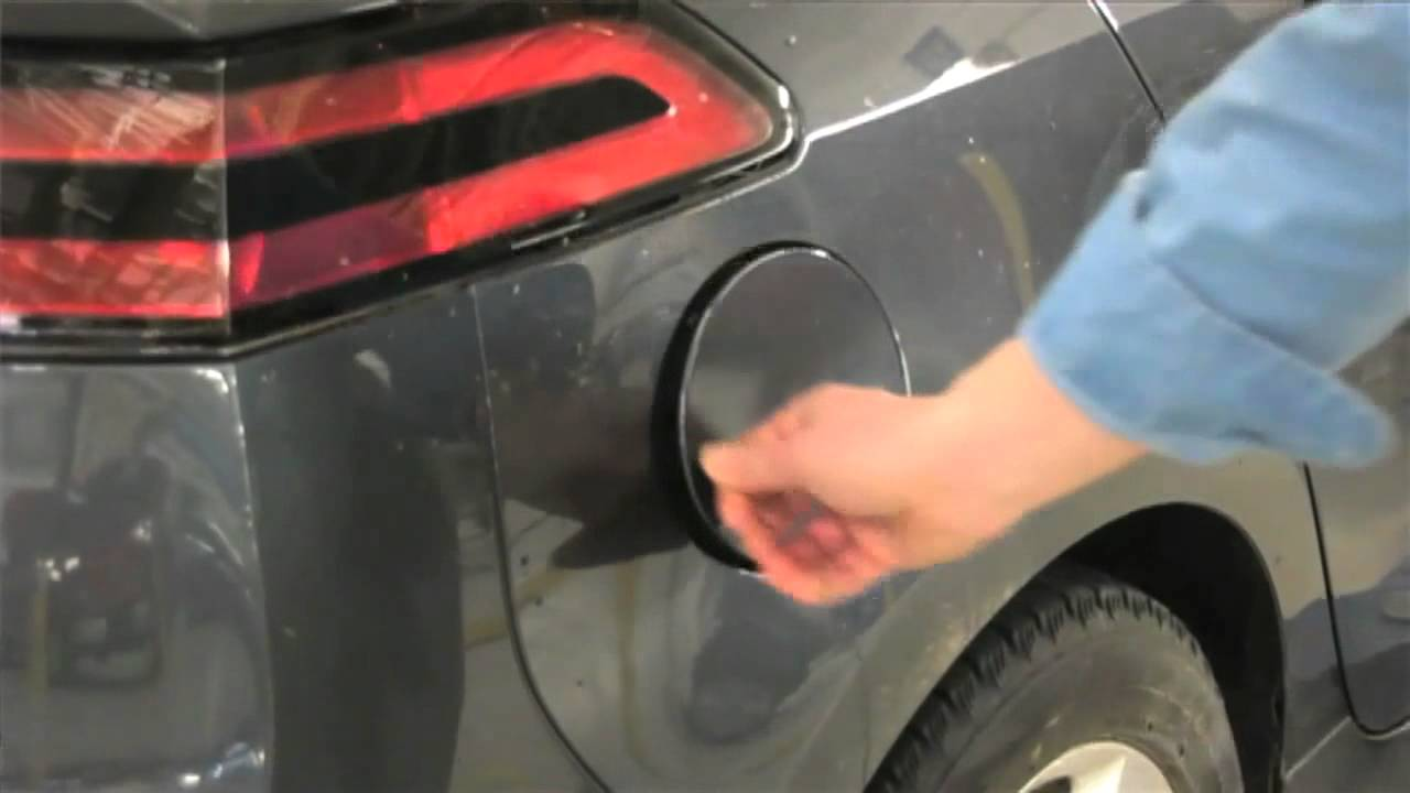 Chevy Volt Gas Tank Hd Youtube