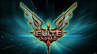 Elite dangerous - Attaque Thargoid Station Oracle
