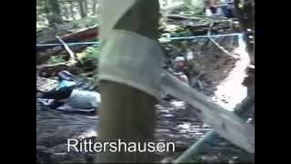 Sebastian Middelhoff eats dirt