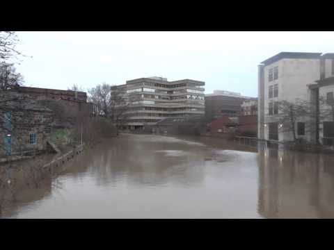 The River Foss.