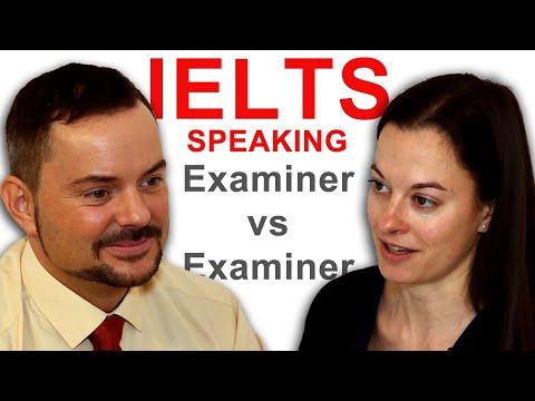 IELTS Speaking Band