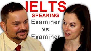 IELTS Speaking Band 9 Examiner vs Examiner Mock Interview