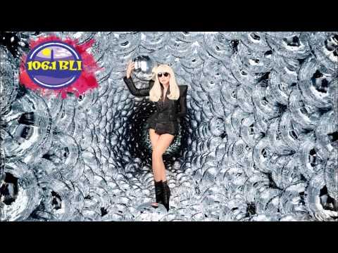 Lady Gaga - 106.1 BLI with Dana and Jayson