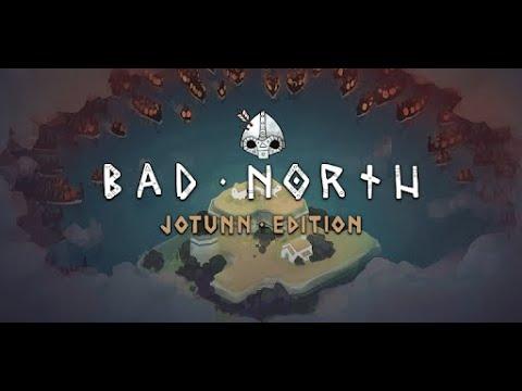 Bad North Ez A Játék Jól Megy.
