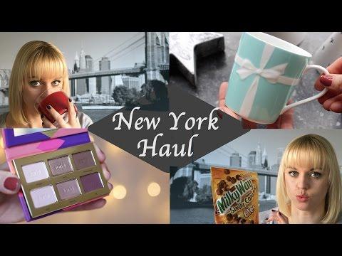 NEW YORK HAUL - Fashion, Food, Beauty & Duftkerzen