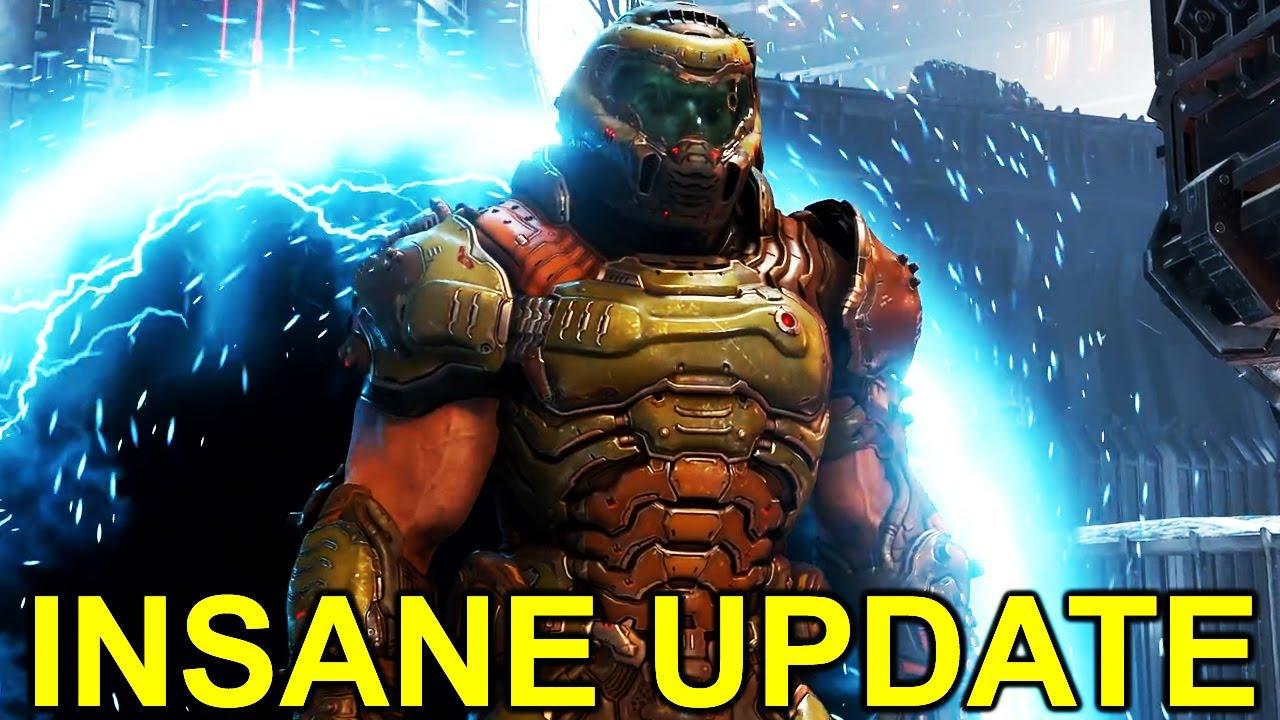 Download Doom Eternal's Update 6.66 Is INSANE