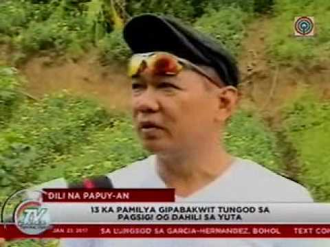 TV Patrol Central Visayas - Jan 23, 2017