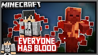 How To Make BLOOD PARTICLES (1.15/1.16) ONE COMMAND [Vanilla Minecraft JAVA Command Block Tutorial] Resimi