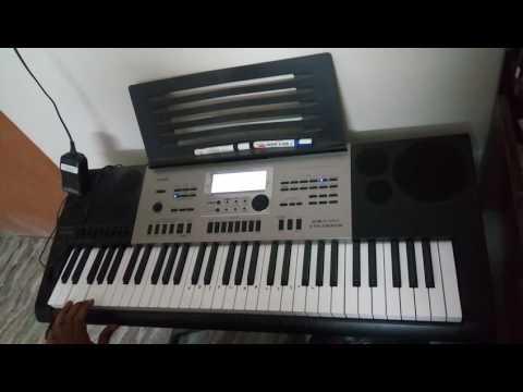 Neeru neeru song on keyboard simply as BGM