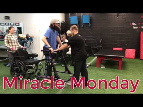 Miracle Monday Fred