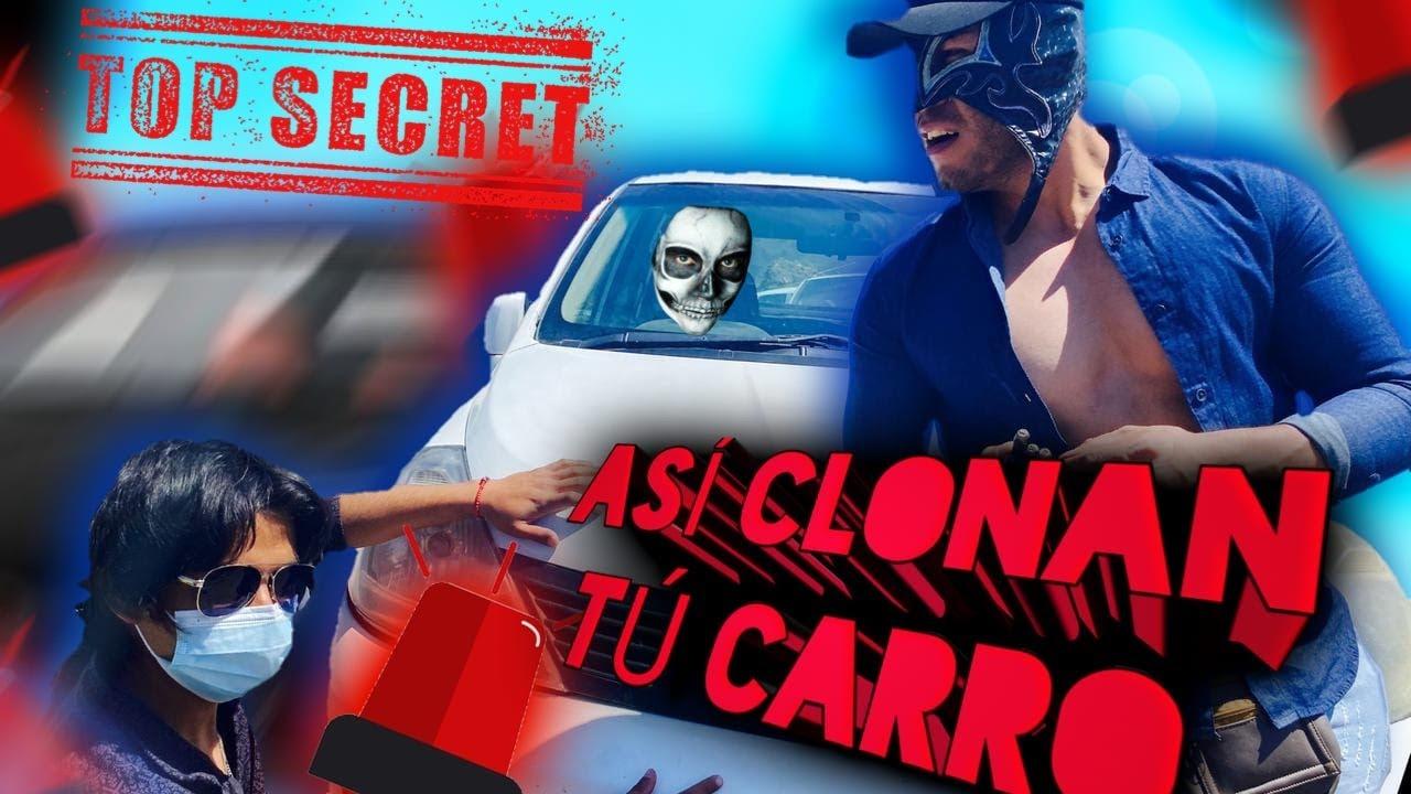 ASÍ CLONAN CARROS ROBADOS!!!,ESTO PASA CUANDO TE ROBAN TU CARRO (MEXICO INFORMATIVO)