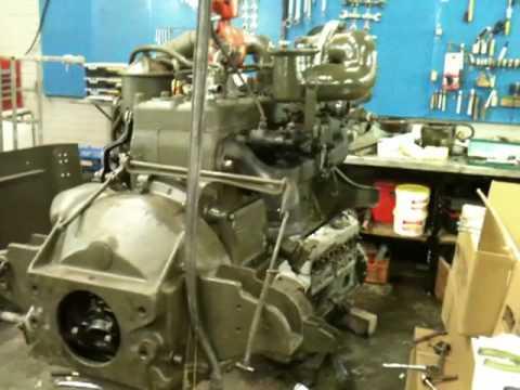 Dodge Wc 63 Engine Ready Youtube