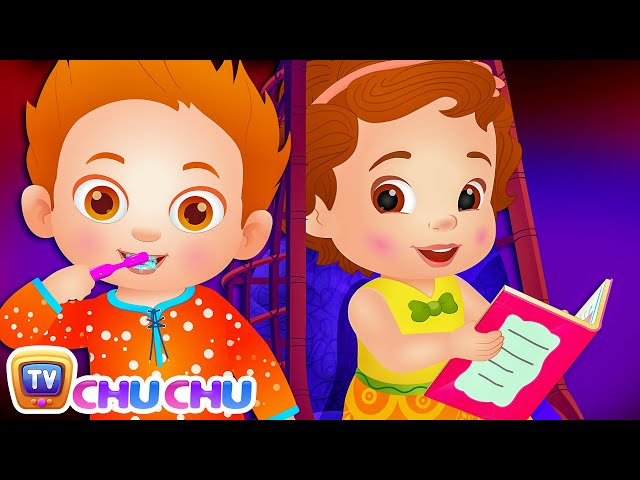 Healthy Habits Song for Kids - ChuChu TV Nursery Rhymes & Baby Songs