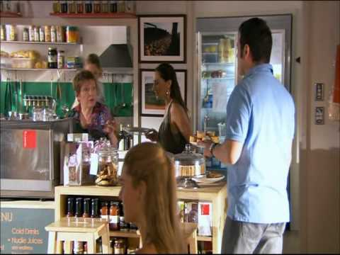 Home & Away - Esther Anderson as Sgt. Charlie Buckton. (Part 304).
