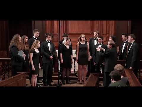Crossing the Bar - Christopher Wren Singers - April 2017