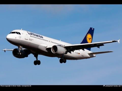 [VATSIM] LH 2115 - Munich | BRE - MUC [A320]