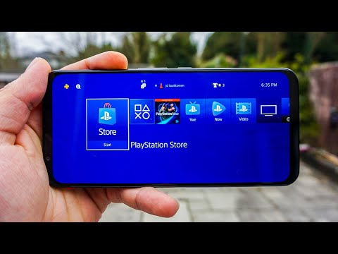 Play Ps4 On Your Phone - How To Play PS4 Remote Play IOS/Android 2019