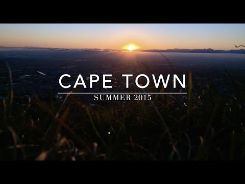 Cape Town 2015 | Travel Diary