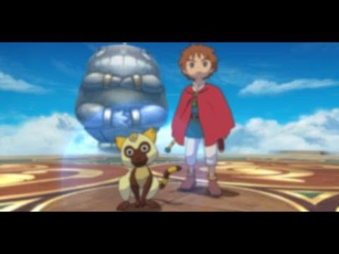Ni no Kuni Wrath of the White Witch™ Remastered - Trial of Strength |