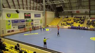 Goluri Dunarea Calarasi - CFF Clujana 8-3