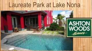 Ashton Woods homes 407-340-9375 orlando laureate park