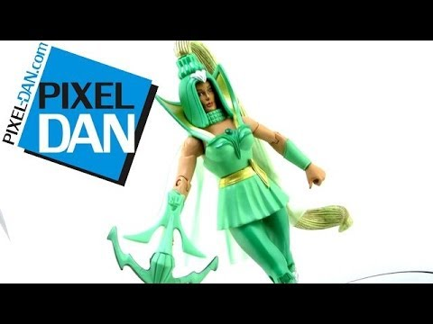 Masters of the Universe Classics Double Mischief (Double Trouble) Figure Video Review