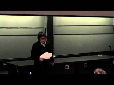 Andrew Ross - The Occupy Movement and Student Debt Refusal
