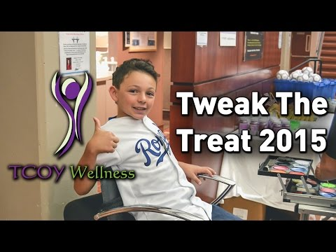 TCOY Wellness: Tweak the Treat 2015