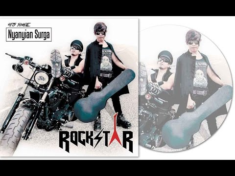 Rockstar - Nyanyian Surga (Audio Lyrics)