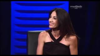 La encantadora actriz venezolana, Dad Dager, de Relaciones Peligrosas, con Jaime Bayly