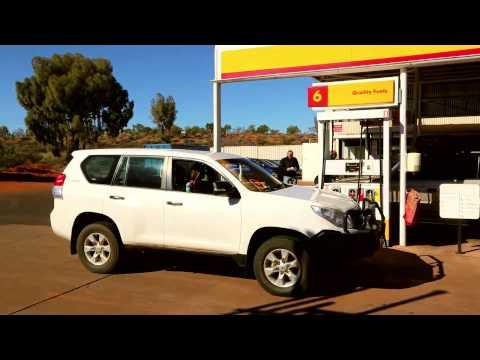 Car hire in Uluru
