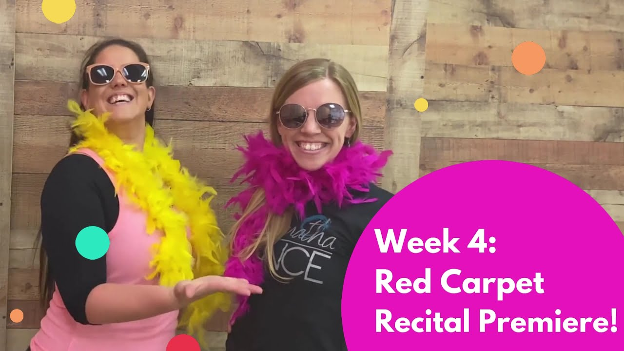 Themed weeks begin this month!