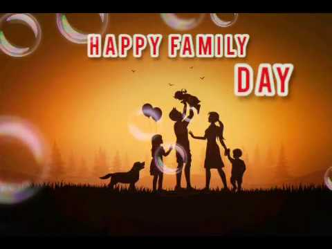 Happy Family Day | International Family Day WhatsApp ...