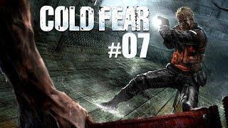 COLD FEAR - Capítulo 7 -  Buscando antídoto para Anna
