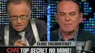 Larry King CNN The U.K. UFO Files Part 1