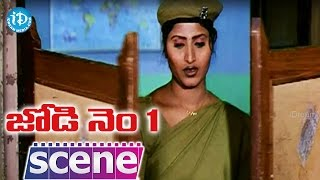 Jodi No 1 Movie Scenes - Manju Fires On Uday Kiran || Venya || Srija || Kaushal