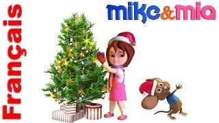 Chansons de Noël pour les enfants | We wish you a merry Christmas  | Chansons de Noël françaises