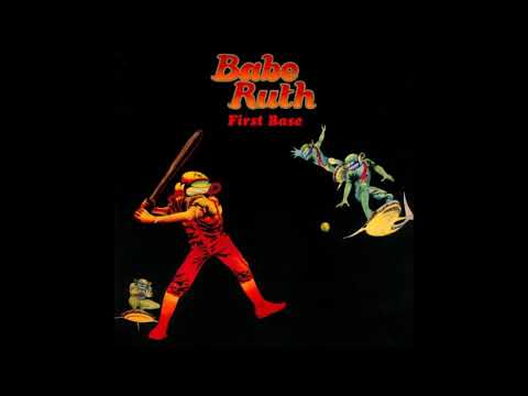 Babe Ruth - First Base (1972 S/t) 🇬🇧 Heavy Prog Rock/Jazz Fusion/Western