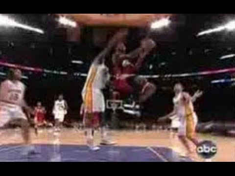 ESPN First Take : Damon Jones Relives Poster Dunk From LeBron James (2/27/14)