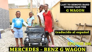 AFRICAN FUNNY VIDEO (MERCEDES BENZ G-WAGON) (Family The Honest Comedy Episode 206)