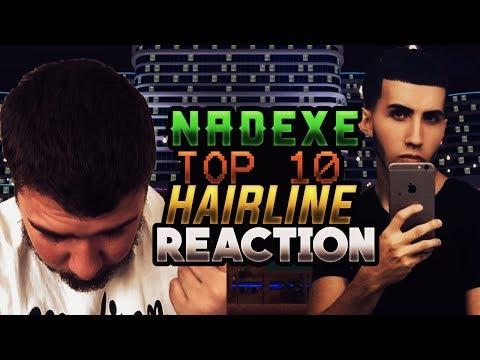 NBA 2K17 NaDeXe HairLine Top 10 Reaction Video !!!!