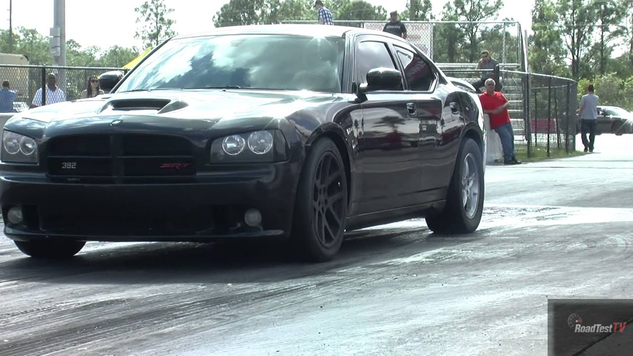 Tuned Nissan Gt R Vs Supercharged Charger Srt 8 W 6 4