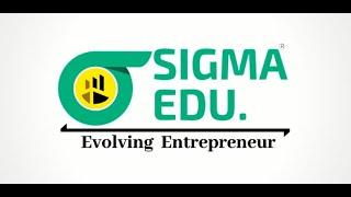 SigmaEdu Courses For New Entrepreneur & Start ups