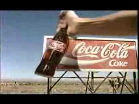 Joey Tribbiani (Matt LeBlanc) Coke Commercial